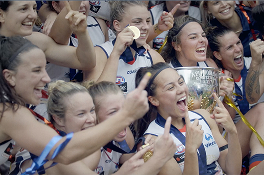 AFLW Season Launch
